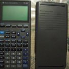 Vintage TEXAS INSTRUMENTS Original TI82 GRAPHING Math CALCULATOR with Sliding Cover Case REPAIR
