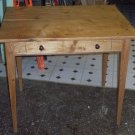 Butternut Writing Desk
