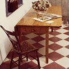 Butternut Drop Leaf Table