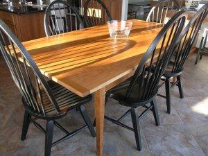 Cherry Farm Table