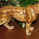 UCTCI  Cheetah figurine  bisque Made In Japan