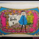 Vintage Mod 1968 World of Barbie Doll Large Double Case