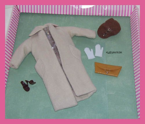 Vintage Barbie Doll Peachy Fleecy #915 Complete / EXC