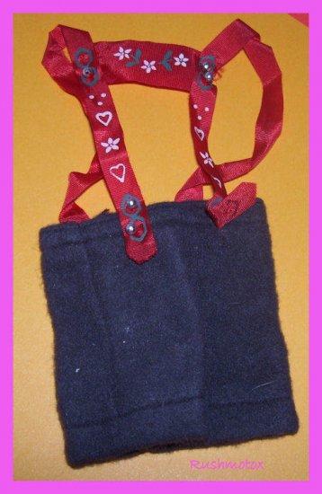 Vintage Ken In Switzerland #0776 Shorts w/Suspenders GC