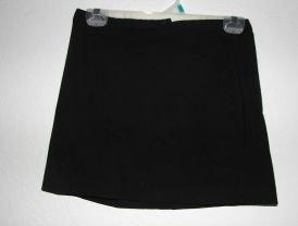 Express Stretch Black Skirt sz 5/6 EUC