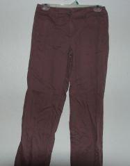 Ann Taylor Loft Purple Pants sz 4 EUC