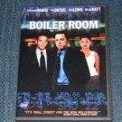 Boiler Room DVD EUC Vin Diesel