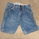 Boys GAP Carpenter Jean Shorts sz 2