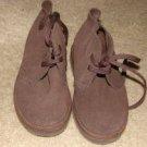 Infant/Toddler Boys sz 10 Gymboree Brown Suede Boots