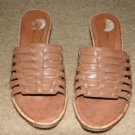 Bandolino Light Brown Sandals sz 7.5