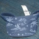 NEW NWT The CHildrens Place Boy's Blue Visor sz 4-7