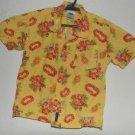 Boys Old Navy Hawaiian Tropical Print Shirt sz 3T VGC