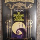 New and Sealed The Nightmare Before Christmas Special Edition DVD