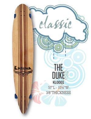 Longboard - The Duke - Kahuna Classic KL0001
