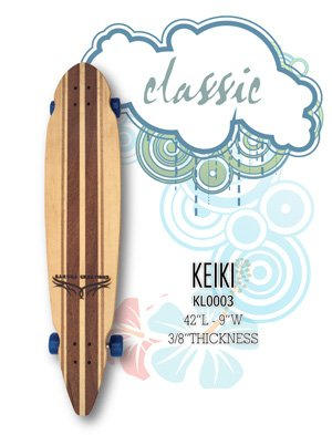 Longboard - Keiki Longboard - Kahuna Classic KL0003