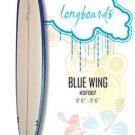 Surfboard - Blue Wing (Longboard) KSF007
