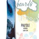 Snowboard - 160cm Pau'ole by Kahuna Creations