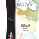 Snowboard - 150cm Hanalei by Kahuna Creations