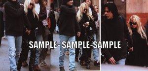 Pamela Anderson & Tommy Lee 1995 London