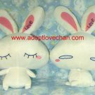 Set of Plush Stuffed LOVE-Chan - Ai Otsuka Bunny Rabbit
