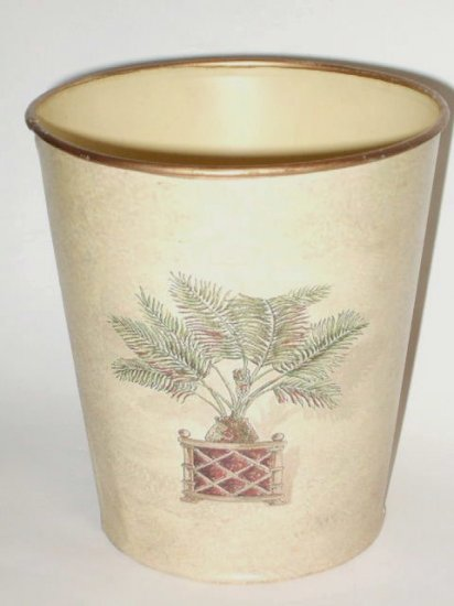 Tropical Palm Tree Planter