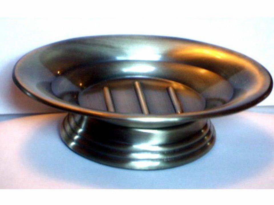 Cannon Antique Brass Soap Dish