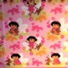 Dora Explorer Puppy Shower Curtain