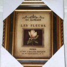 Paris French Rose Picture Framed Wall Decor
