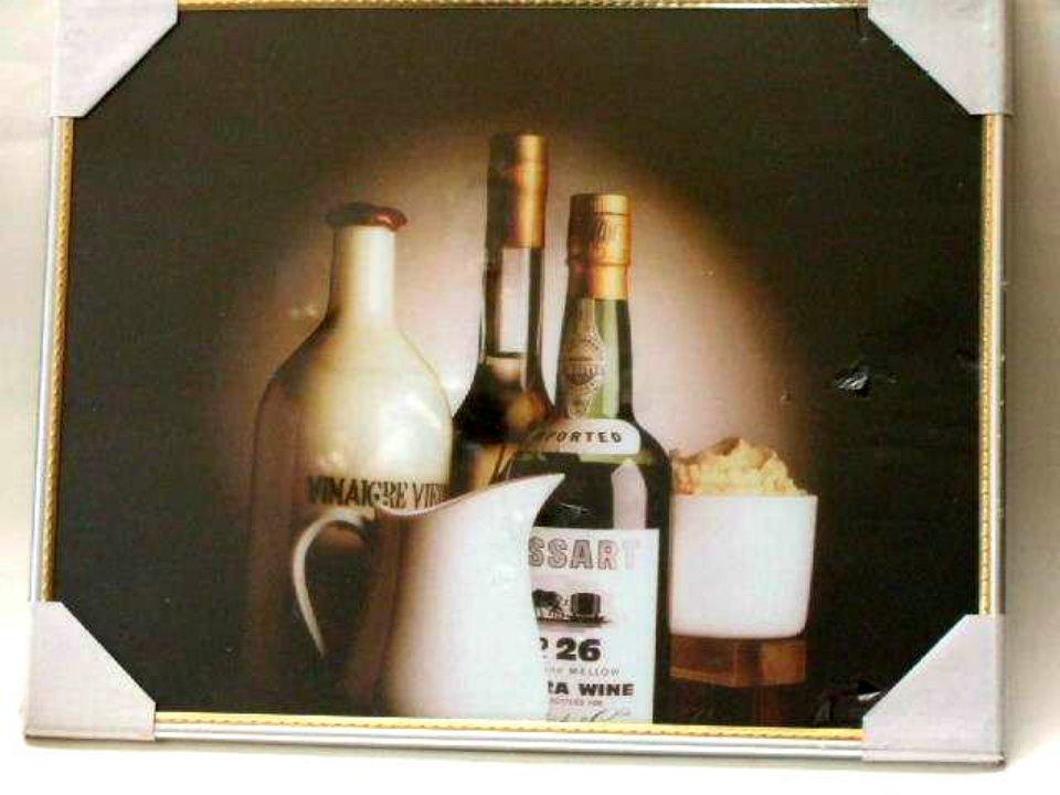Tuscan Wine Vinegar Cheese Framed Print Wall Decor