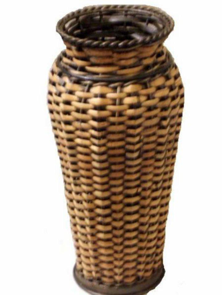 Home Interiors Decorative Rattan Basket