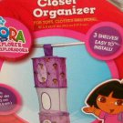 Dora the Explorer Closet Orgainzer Space Saver