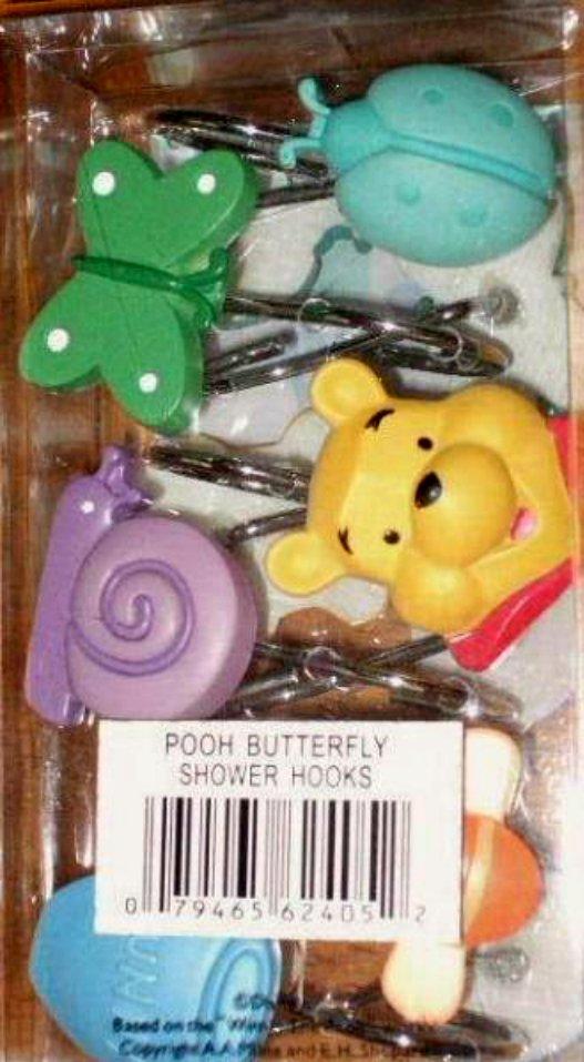 Disney Winnie the Pooh Shower Hooks