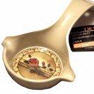 Pink Roses Spoon Rest Range Kleen Measuring Cup Ladle