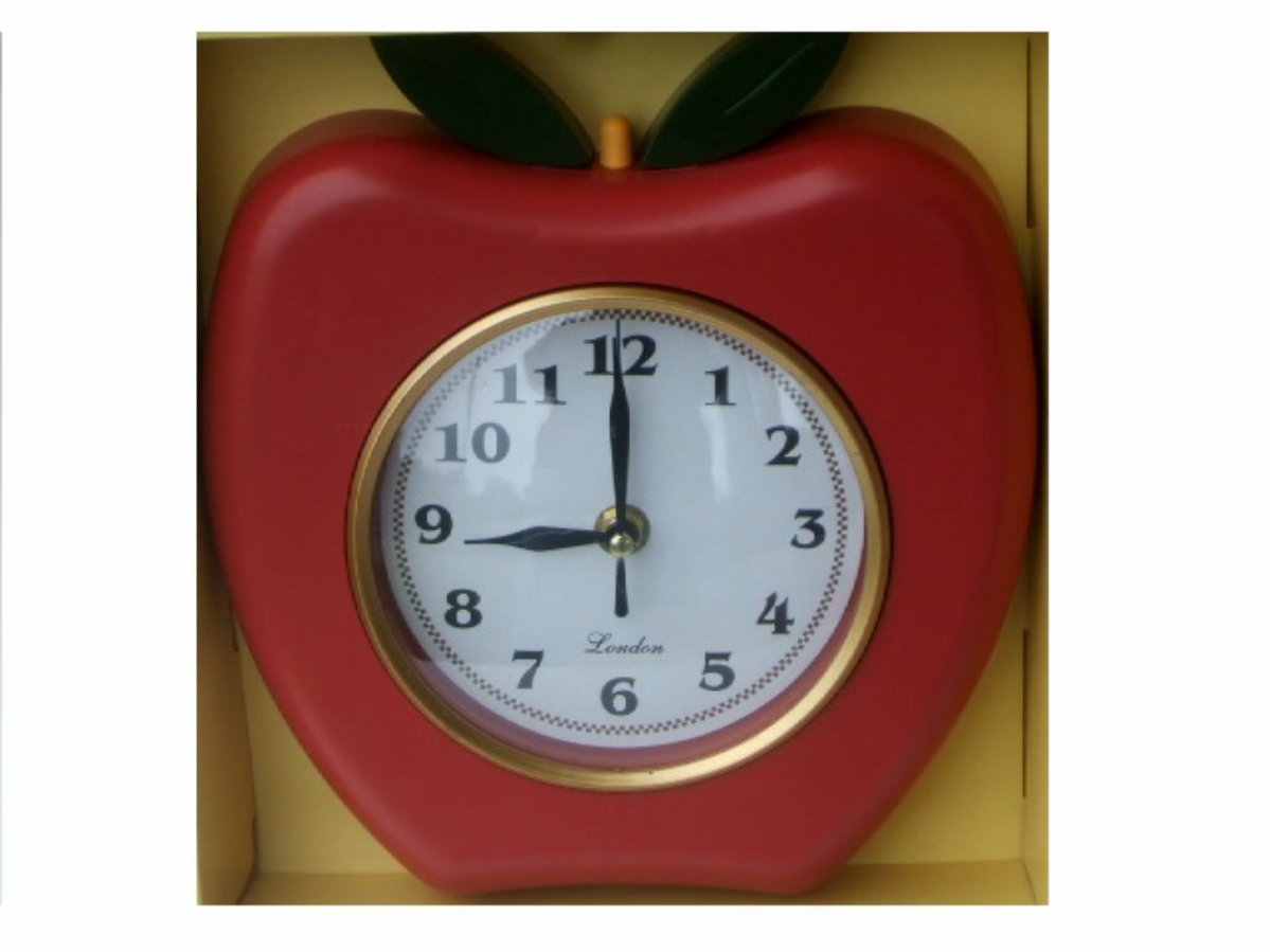 Kitchen Clock Wall Art