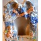 Angel Ceramic Photo Frame