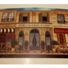 French Paris Cafes Placemats Set