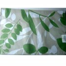 Mason Leaves Fabric Placemats Set