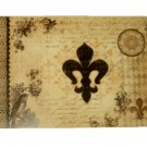 Fleur de Lis French Placemats Set