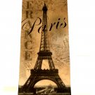 Paris Eiffel Tower Canvas Print French Wall Decor
