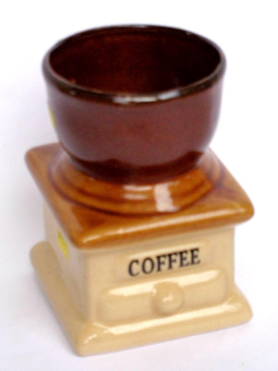 Ceramic Coffee Themed Planter Utensil Holder