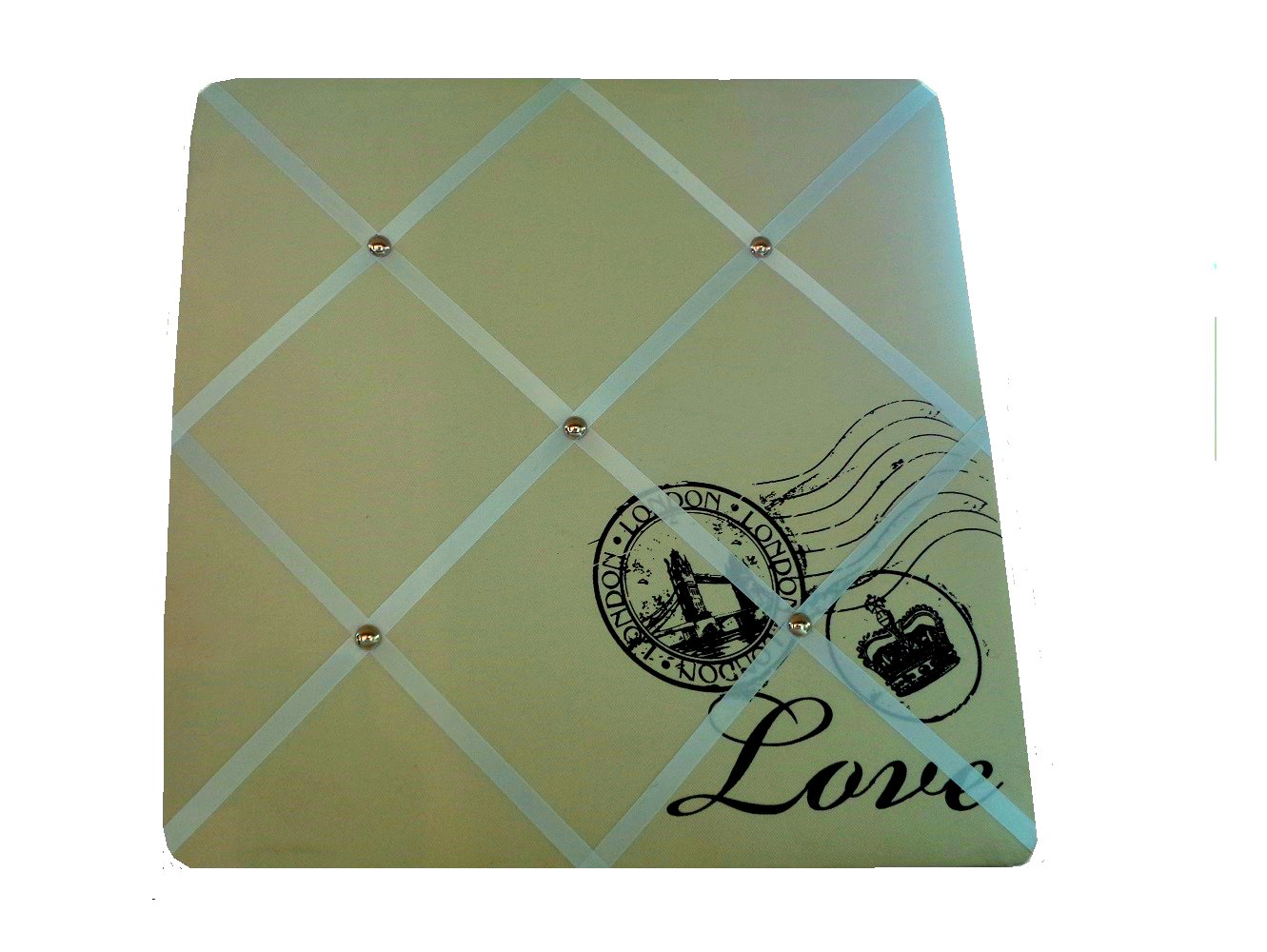 London Love Memo Board French Theme