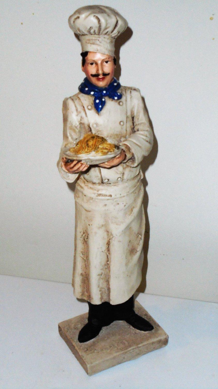 Chet Statue Figurine Spaghetti Entree'