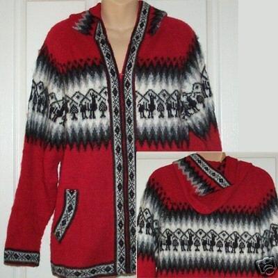 Alpaca Sweater - SW048