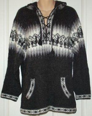 Alpaca Sweater - SW050