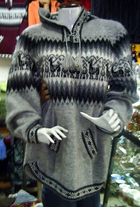 Alpaca Sweater - SW051
