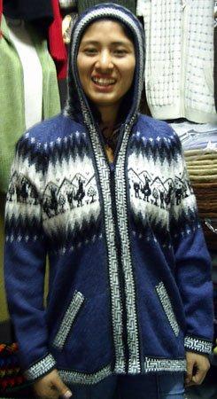 Alpaca Sweater - SW052