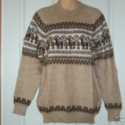 Alpaca Sweater - SW064