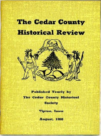 CEDAR COUNTY IOWA GENEALOGY 1960