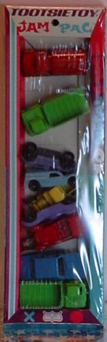 Tootsie Toy  Tootsietoy  DieCast 1969 New un-opened a dream find