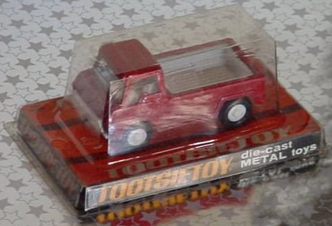 Truck  1969 Tootsie Toy~Tootsietoy  New un-opened Collectors need Rare to find